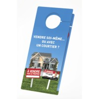 Cartons Accroche-portes